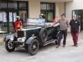 Esposition de voiture à Milizac