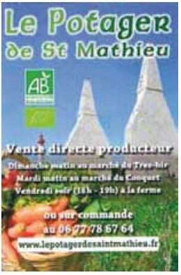 Le Potager de ST Mathieu