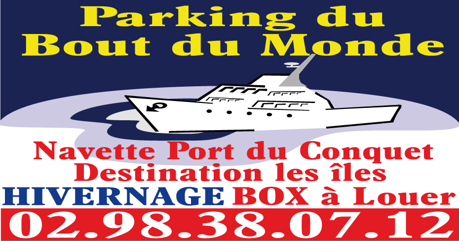 PARKING BOUT DU MONDE Trébabu