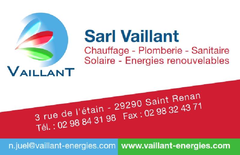 VAILLANT Saint Renan