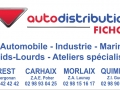 AUTO DISTRIBUTION FICHOU Brest
