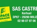 ESPACE EMEURAUDE SAS CASTREC Milizac