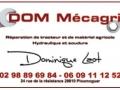 DOM Mecagri