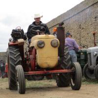 28 Juillet 2019 Plougonvelin 14eme Fête des Tracteurs Anciens d'Iroise